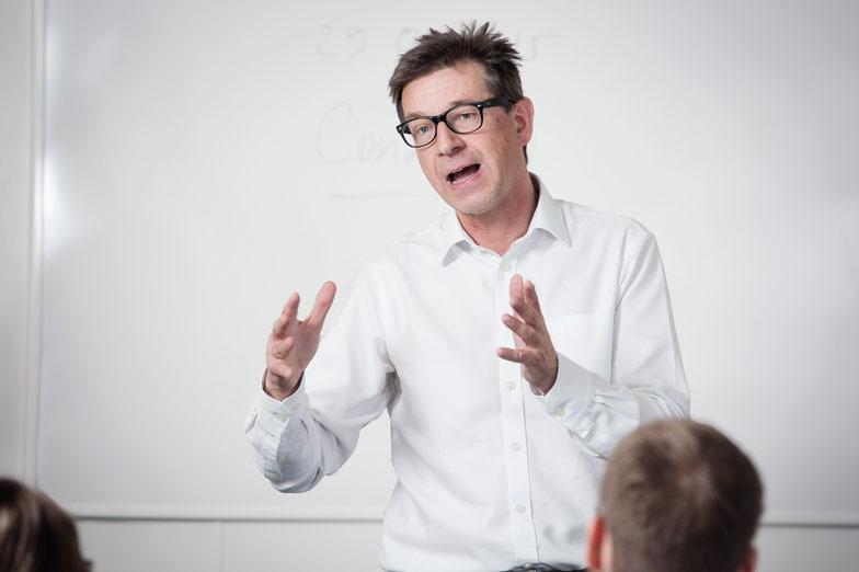 Prof. Matthias Egger