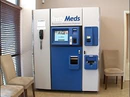 Chronic medicine dispensing machine