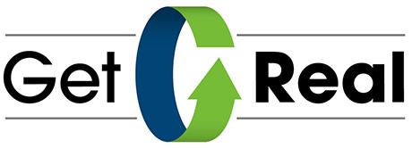 GetReal logo