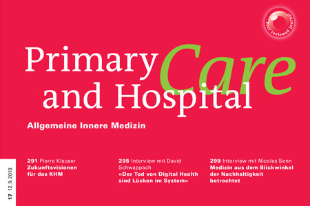 Primary Care and Hospital screenshot