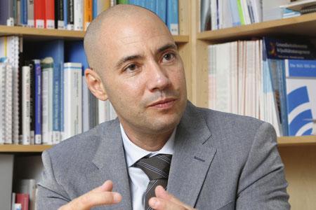 Prof. Dr. David Schwappach, Patientensicherheit Schweiz