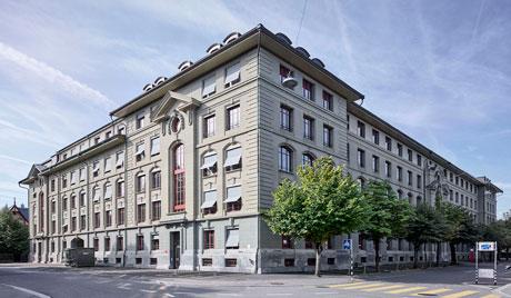 Building Mittelstrasse 43