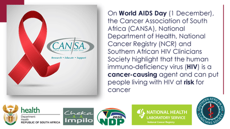 CANSA HIV and Cancer 2019